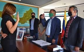 """Gobernador Alfredo Díaz juramentó a Carolina Lehmann como directora del Museo """"Francisco Narváez"""""""